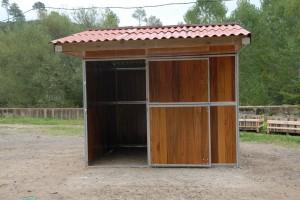 Box de madera