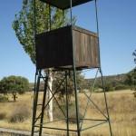 Torreta de 2m madera